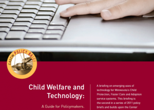 Technology policy brief cover