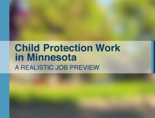 Realistic Job Preview of Child Protection Work in Minnesota